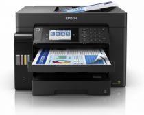 Multifunzione Inkjet - Epson EcoTank ET-16650 - Multifunzione Jacto de tinta (Impr