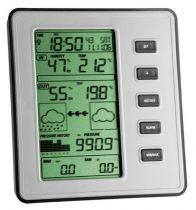 Termometri / Barometri - Estação Metereológica TFA 35.1077 Stratos FunkEstação Metere