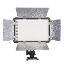 Revenda Iluminação Video - Iluminador Godox LED308C II Video Light w. covering flap