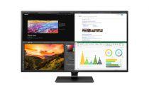 Schermi LG - LG Schermo LED IPS 43´´ UHD 4K HDMI DP USB-C Altoparlanti 43