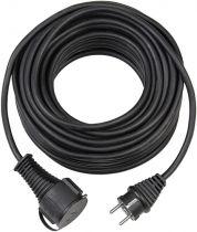 Adattatori rete - Brennenstuhl Extension Cable Rubber IP44 5m black