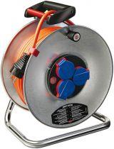 Adattatori rete - Brennenstuhl Cable Tamburo 40m Garant S IP44 AT-N07V3V3-F 3G