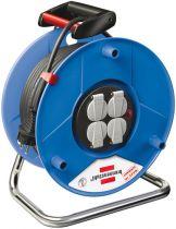 Adattatori rete - Brennenstuhl Garant Cable Tamburo 25m H05VV-F 3G1,5 blue