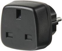 Adattatori rete - Brennenstuhl Travel Plug DE per GB