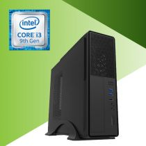 Computer Desktop - Portátil BOX SYSTEMS ENTRY IT4700 i3-7100 4GB 500GB HDD DVD