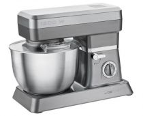 Revenda Robôt Cozinha - Clatronic KM3630 Robot Cozinha titan 1.200W   Bata, mexa, amasse   6.3