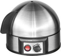 Revenda Máquinas de cozer ovos - Clatronic Máquina Cozer Ovos EK3321 inox, 7 ovos | 400W | Copos de ovo