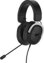 Comprar Auscultadores Gaming - Auscultadores ASUS TUF H3 Gaming silver Over-Ear | Macintosh, Mobile p