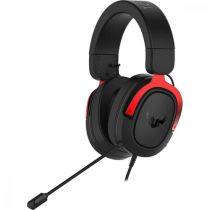 Comprar Auscultadores Gaming - Auscultadores ASUS TUF H3 Gaming vermelho Over-Ear | Macintosh, Mobile