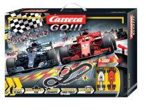 Revenda Pistas e circuitos eléctricos - Pista carros Carrera GO!!! Speed Grip Carrera GO!!! | 6+ | 1 - 2 Playe