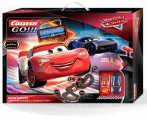 Revenda Pistas e circuitos eléctricos - Pista carros Carrera GO!!! Disney Pixar Cars - Neon Nights Carrera GO!