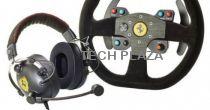 Revenda Volantes & Joysticks - Volante Thrustmaster Ferrari Race Kit + Alcantara