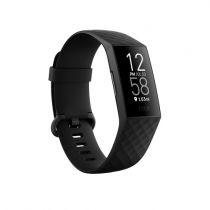 Fitness tracker / Smart wristband - Rilevatori Fitness Fitbit Charge 4 Nero