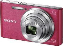 Revenda Camaras Digitais Sony - Câmara digital Sony DSC-W830P pink