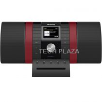 Comprar Rádios para Internet - Rádio para Internet Technisat MultyRadio 4.0 black/red