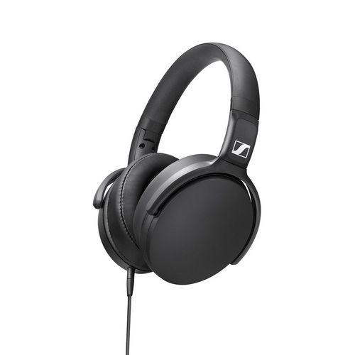 Comprar  - SENNHEISER HEADPHONES HD 400S C/ MIC BLACK