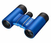 Revenda Binoculos Nikon - Nikon Aculon T02  8x21 blue