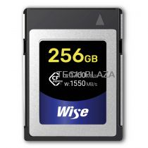 Revenda Outros Cartões Memória - Cartão Memória Wise CFexpress             256GB