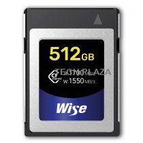 Revenda Outros Cartões Memória - Cartão Memória Wise CFexpress             512GB