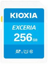 Revenda Secure Digital SD - Cartão Memória Kioxia Exceria SDXC 256GB Class 10 UHS-1