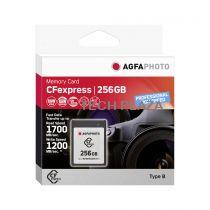 Revenda Outros Cartões Memória - Cartão Memória AgfaPhoto CFexpress        256GB Professional High Spee