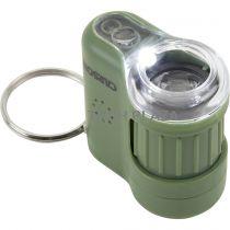 Revenda Microscópios - Microscópio Carson MicroMini green