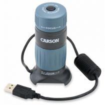 Revenda Microscópios - Microscópio Carson zPix 300 Digital Zoom