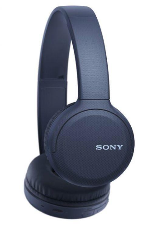 Sony WH-CH510L - Auscultadores Bluetooth com autonomia até 35 horas. C