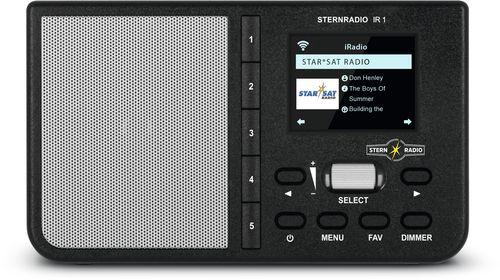 Comprar  - Rádio para Internet Technisat Sternradio IR preto