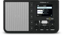 Revenda Rádios para Internet - Rádio para Internet Technisat Sternradio IR preto