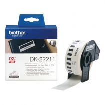 Carta - Brother Continuous White Film Tape (29mm)             DK-222