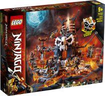 Revenda Lego - LEGO Ninjago 71722 Skull Sorcerer´s Dungeons