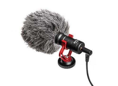 Comprar  - Boya Microfone UNIVERSAL COMPACTO