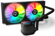Coolers - Nox Nox Hummer H240 ARGB Universal Watercooler