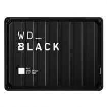 Hard disk esterni - Western Digital WD Nero P10 GAME DRIVE 5TB BLACK