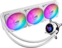 Cooling - Asus ROG STRIX LC 360 RGB all-in-one Cooler Bianco Edition