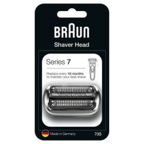 Revenda Acessórios Máq. Barbear - Braun Kombipack 73S