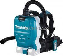 Revenda Aspiradores - Makita Aspirador sem fio para mochila DVC261ZX15 blue/black, sem bater