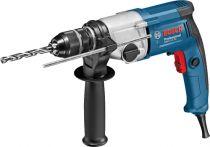 Revenda Berbequins percussão - Bosch Berbequim GBM 13-2 RE azul | 750 Watt | 3.000 U/min | 2,4 kg
