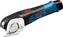 Revenda Tesouras / Machados / Serrotes - Bosch Tesoura sem fios GUS 12V-300 Professional, 12V azul/black, L-BOX