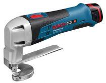 Revenda Tesouras / Machados / Serrotes - Bosch Tesoura sem fios GSC 12V-13 Professional solo 12V azul/black, se