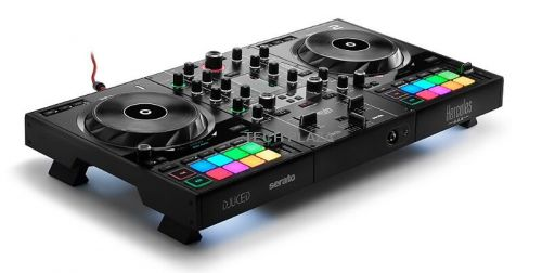 Comprar  - DJ Mixer control Hercules DJ Control Inpulse 500 retail