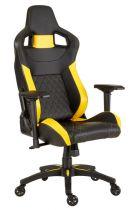Sedia per Gaming - CORSAIR Cadeira Gaming Corsair T1 Race (2018) black/yellow