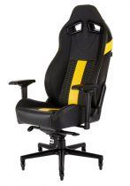 Sedia per Gaming - CORSAIR Cadeira Gaming Corsair T2 Road Warrior black/yellow