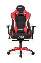 Sedia per Gaming - AKRACING Cadeira Gaming Master Pro red - PU