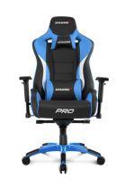 Sedia per Gaming - AKRACING Cadeira Gaming Master Pro blue - PU