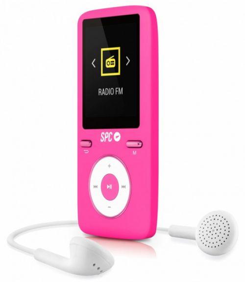 Comprar  - SPC MP3 PURE SOUND COLOUR 2 PINK