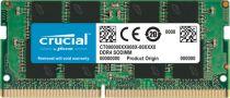 Revenda Memórias Portátil - Memória Crucial 16GB DDR4 2666 MT/s SODIMM 260pin DR x8 unbuffered