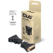 Comprar Adaptadores - Club3D DVI-D to HDMI Passive Adapter