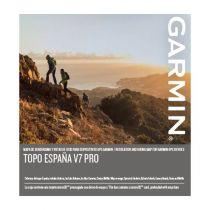 Revenda Mapas / Cartografia - Garmin Cartão MicroSD/SD TOPO Spain v7 PRO